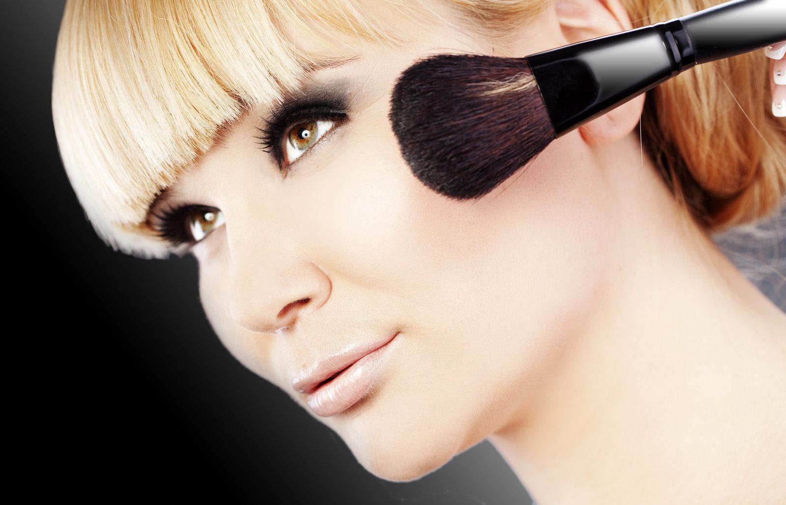 Make Up Flecken